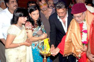 Photo Of Deepak Balraj Vij,Kishori Shahane,Shakti Kapoor,Jackie Shroff From The Premiere of Maalik Ek
