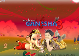 Making of My Friend Ganesha 3