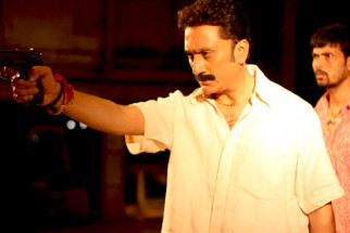 Movie Still From The Film PaYBack,Mukesh Tiwari