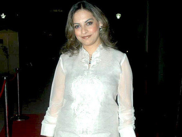 Divya Dutta at film Monica's bash