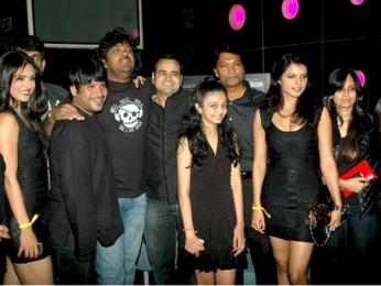 Photo Of Aditya Lakhia,Wilson Louis,Swini Khara,Aditya Srivastav From The Film bash of 'Kaalo'