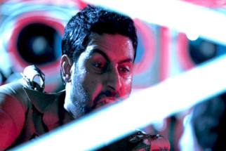 Movie Still From The Film Dum Maaro Dum,Abhishek Bachchan