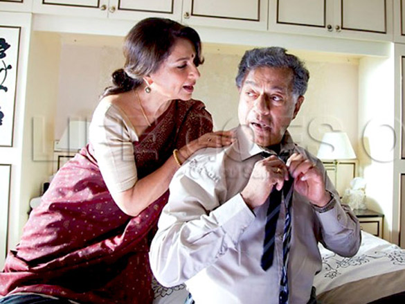 Sharmila Tagore,Girish Karnad