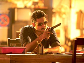 Movie Still From The Film Dum Maaro Dum,Abhishek Bachchan