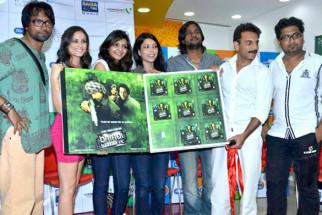 Photo Of Prashant Narayanan,Caterina Lopez,Shweta Verma,Shilpa Shukla,Pawan Malhotra From The Audio release of 'Bhindi Baazaar Inc' at Radio City 91.1 FM