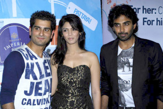 Photo Of Rahil Tandon,Zeenal Kamdar,Rohit Khurana From The Premiere of 'Men Will Be Men'