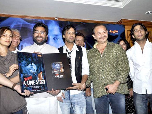 Audio release of 'A Strange Love Story'