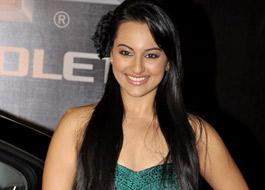 Wishing Sonakshi Sinha a very happy Birthday