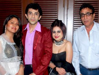 Photo Of Rakhi Vohra,Pavan Sharma,Alisa Khan,Vinod Chhabra From The Audio release of 'My Husband's Wife'