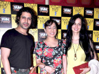 Photo Of Faruk Kabir,Sanober Kabir,Rukhsar From The Premiere of 'Bheja Fry 2'