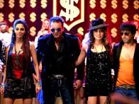 Movie Still From The Film Double Dhamaal,Riteish Deshmukh,Mallika Sherawat,Sanjay Dutt,Kangna Ranaut,Ashish Chowdhry