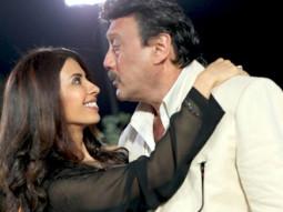 Movie Still From The Film Cover Story,Sheena Nayar,Jackie Shroff