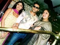 Photo Of Shilpa Shetty,Salman Khan From The Phir Milenge Press Meet