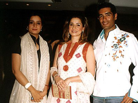 Photo Of Aarti Karia,Neelam,Manish Malhotra From The Preity,Kareena At The Launch Of Maya