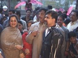 Photo Of Shatrughan Sinha,Gaurang Doshi From The Premiere Of Deewaar At Fun Republic