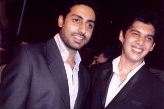 Photo Of Abhishek Bachchan,Karan Sharma,Bhumika Chawla From The Premiere Of Dil Jo Bhi Kahey