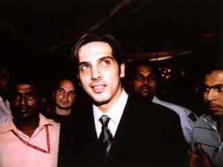 Photo Of Zayed Khan From The Premiere Of Ek Khiladi Ek Haseena