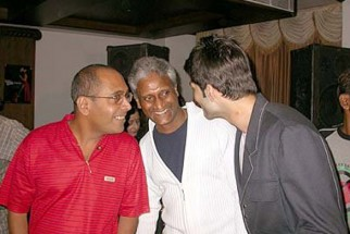 Photo Of Lalit Pandit,Farhan Akhtar,Jatin Pandit,Manmohan Shetty From The Audio Launch Of Rok Sako To Rok Lo