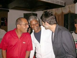 Photo Of Lalit Pandit,Farhan Akhtar,Jatin Pandit,Manmohan Shetty From The Audio Launch Of Rok Sako To Rok Lo