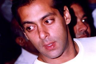 Photo Of Salman Khan From The Audio Release Of Chori Chori Chupke Chupke