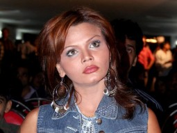 Photo Of Rakhi Sawant From The Audio Release Of Gahraee
