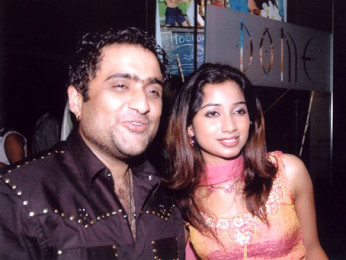 Photo Of Kunal Ganjawala,Shreya Ghoshal From The Audio Release Of Holiday