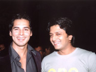 Photo Of Dino Morea,Riteish Deshmukh From The Audio Release Of Holiday