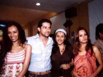 Photo Of Dipannita Sharma,Aftab Shivdasani,Ekta Kapoor,Natassha From The Audio Release Of Koi Aap Sa