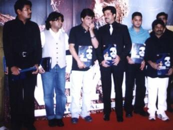 Photo Of Shankar,A.R.Rahman,Shahrukh Khan,Anil Kapoor  From The Audio Release Of Nayak