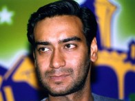 Photo Of Ajay Devgn From The Audio Release Of Raju Chacha