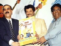 Photo Of Uday Mathur,Anil Kapoor,Satish Kaushik From The Book Release Of Badhaai Ho Badhaai