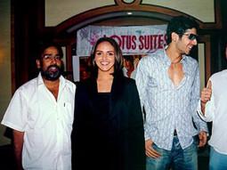 Photo Of Sangeeth Sivan,Esha Deol,Zayed Khan,Himesh Reshammiya From The Chura Liyaa Hai Tumne Press Meet