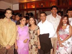Photo Of Rakesh Bapa,Richa Pallod From The Completion Party Of Kaun Hai Jo Sapno Mein Aaya