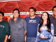 Photo Of Diya Mirza,Vinod Khanna,Arjun Rampal,From The Deewaanapan Press Meet