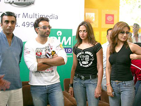 Dhoom Stars At Reliance Web World