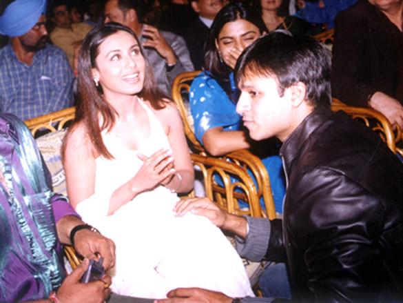 Photo Of Vivek Oberoi,Indrani Mukherjee From The Godrej FairGlow Zee Cine Awards