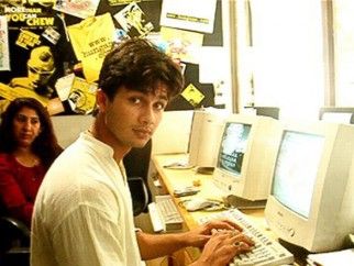 Photo Of Shahid Kapoor From The Ishq Vishk Shahid Chat On IndiaFM