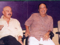 Photo Of Rakesh Roshan,Mohan Kumar,J.Om Prakash From The Mahurat Of Koi Mil Gaya