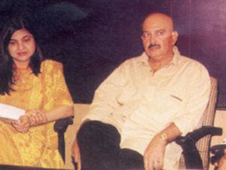 Photo Of Alka Yagnik,Rakesh Roshan,Rajesh Roshan From The Mahurat Of Koi Mil Gaya