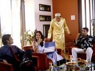 Photo Of Suniel Shetty,Bipasha Basu,Paresh Rawal,Akshay Kumar From The Mahurat Of Phir Hera Pheri