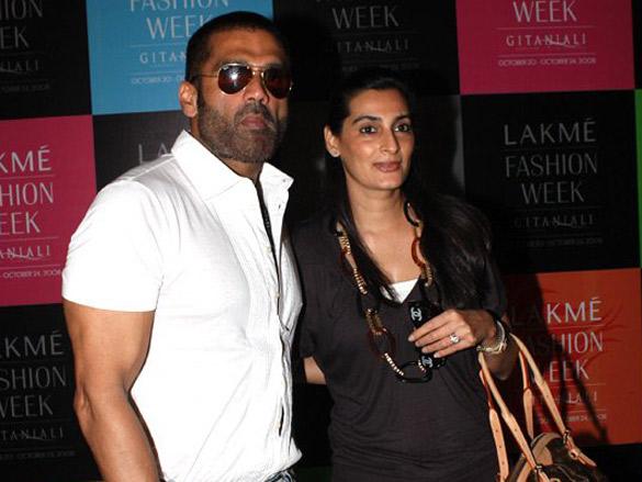 Celebs Walking The Ramp For Designers Nikhil And Shantanu