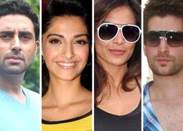 Abhishek, Sonam, Bipasha & Neil get impromptu holiday from Players shoot