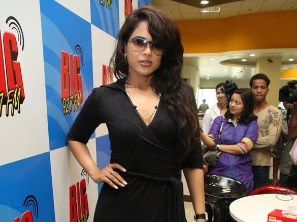 Sameera Reddy At Big 92.7 FM Studio