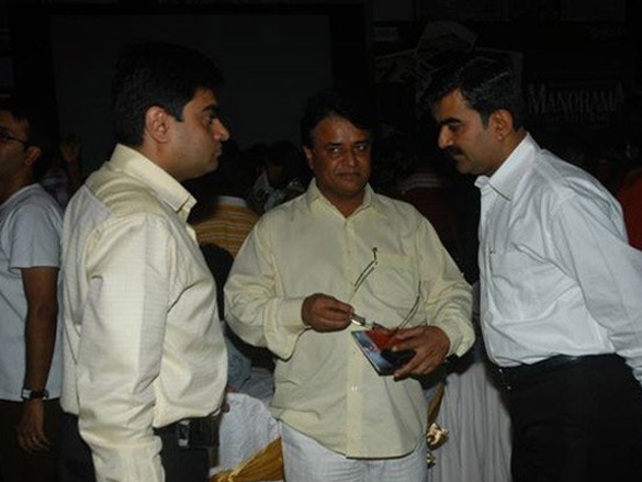 Photo Of Hiren Gada,Kumar Mangat,Ketan Maroo From The Audio Launch Of Manorama Six Feet Under