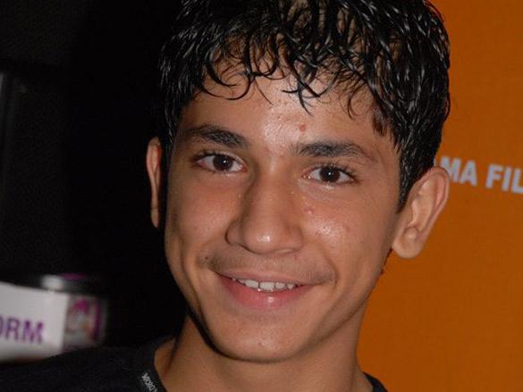 Photo Of Zain Khan From The Premiere Of Chain Kulii Ki Main Kulii