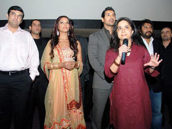 Premiere Of Dhan Dhana Dhan Goal In Dubai