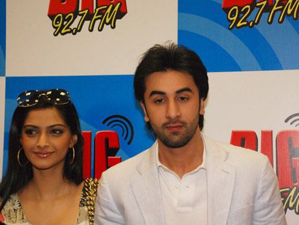 Ranbir And Sonam Celebrate Children's Day