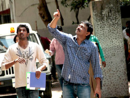 On The Sets Of The Film Not A Love Story Featuring Mahie Gill,Deepak Dobriyal,Ajay Gehi,Urmila Matondkar,Zakir Hussain,Neil Bhoopalam,Darshan Jariwala,Ganesh Yadav,Rasika Joshi
