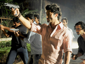 Movie Still From The Film Force,Vidyut Jamwal