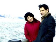 Movie Still From The Film Khushiyaan,Tisca Chopra,Jasbir Jassi